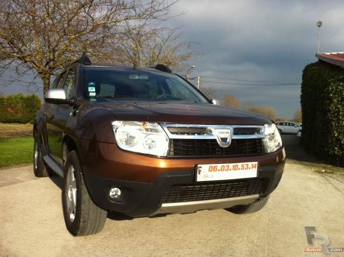 Dacia Duster dci 4x2 laureate