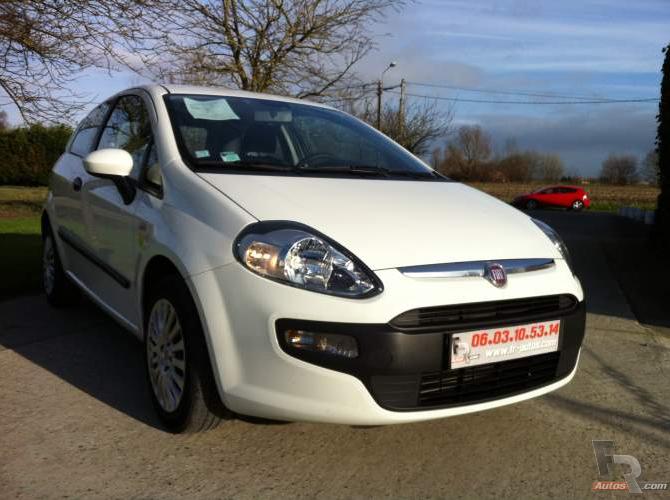 Fiat Punto Evo 1.3 JTD