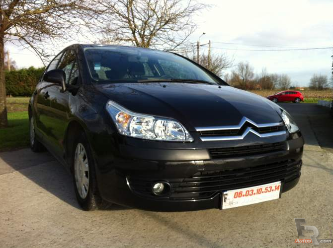 Citroën C4 1.4
